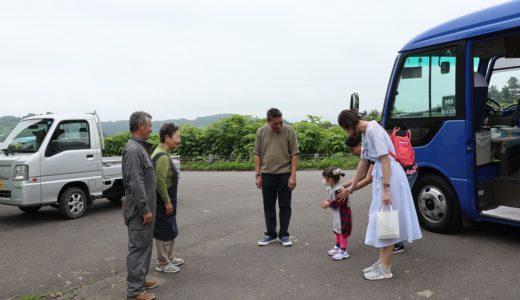 タイからお客様が来園!旬のさくらんぼを楽しまれました!